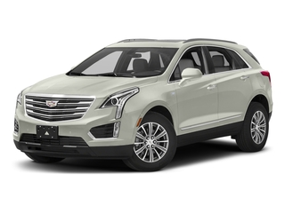 Crystal White Tricoat 2017 Cadillac XT5 Pictures XT5 Utility 4D Premium Luxury 2WD V6 photos front view