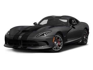 Gunmetal Pearl 2017 Dodge Viper Pictures Viper 2 Door Coupe photos front view
