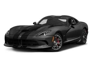 Anodized Carbon (Matte) 2017 Dodge Viper Pictures Viper GTC Coupe photos front view