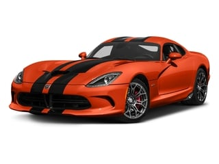 Stryker Orange Tri-Coat Pearl 2017 Dodge Viper Pictures Viper GTC Coupe photos front view