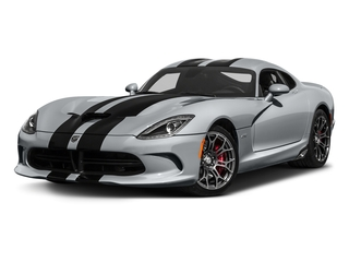 Billet Silver Metallic Clearcoat 2017 Dodge Viper Pictures Viper 2 Door Coupe photos front view