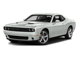 White Knuckle Clearcoat 2017 Dodge Challenger Pictures Challenger SXT Coupe photos front view