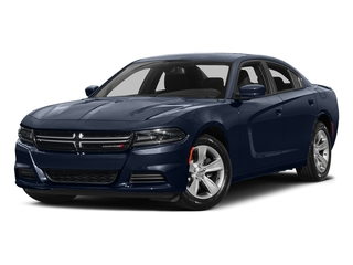 Contusion Blue Pearlcoat 2017 Dodge Charger Pictures Charger Sedan 4D SE V6 photos front view