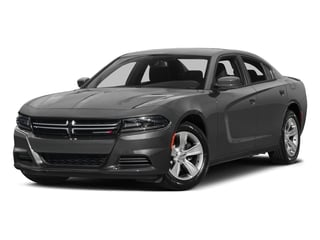 Destroyer Gray Clearcoat 2017 Dodge Charger Pictures Charger Sedan 4D SE V6 photos front view