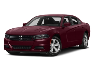 Octane Red Pearlcoat 2017 Dodge Charger Pictures Charger Sedan 4D SE V6 photos front view
