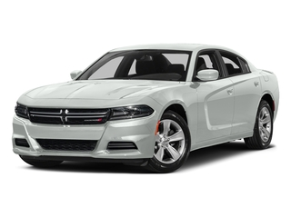 White Knuckle Clearcoat 2017 Dodge Charger Pictures Charger Sedan 4D SE V6 photos front view
