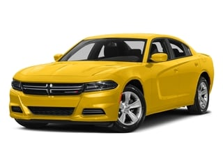 Yellow Jacket Clearcoat 2017 Dodge Charger Pictures Charger SE RWD photos front view