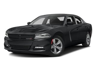 Granite Pearlcoat 2017 Dodge Charger Pictures Charger Sedan 4D SXT AWD V6 photos front view