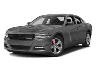 Destroyer Gray Clearcoat 2017 Dodge Charger Pictures Charger Sedan 4D SXT AWD V6 photos front view