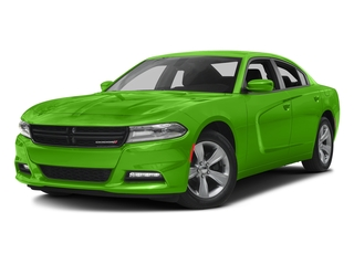 Green Go Clearcoat 2017 Dodge Charger Pictures Charger Sedan 4D SXT AWD V6 photos front view