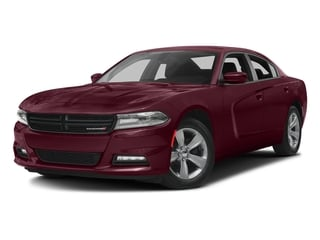 Octane Red Pearlcoat 2017 Dodge Charger Pictures Charger Sedan 4D SXT AWD V6 photos front view