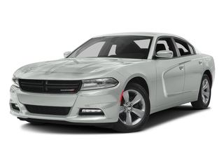 White Knuckle Clearcoat 2017 Dodge Charger Pictures Charger Sedan 4D SXT AWD V6 photos front view