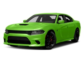 Green Go Clearcoat 2017 Dodge Charger Pictures Charger Sedan 4D SRT Hellcat V8 Supercharged photos front view