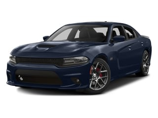 Contusion Blue Pearlcoat 2017 Dodge Charger Pictures Charger Sedan 4D Daytona 392 V8 photos front view