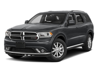 Granite Metallic Clearcoat 2017 Dodge Durango Pictures Durango Utility 4D GT AWD V6 photos front view