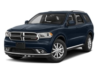 Blu By You Pearlcoat 2017 Dodge Durango Pictures Durango Utility 4D SXT AWD V6 photos front view