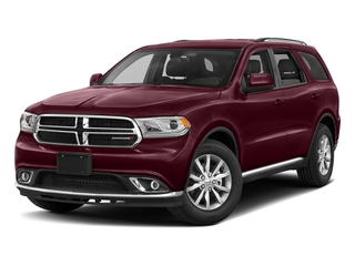 Octane Red Pearlcoat 2017 Dodge Durango Pictures Durango Utility 4D SXT AWD V6 photos front view