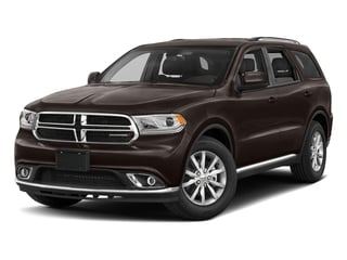Bomber Brown Pearlcoat 2017 Dodge Durango Pictures Durango Utility 4D SXT AWD V6 photos front view