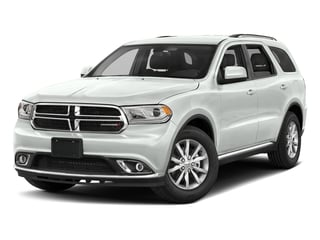 White Knuckle Clearcoat 2017 Dodge Durango Pictures Durango Utility 4D GT AWD V6 photos front view