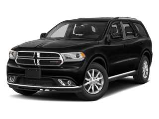 DB Black Crystal Clearcoat 2017 Dodge Durango Pictures Durango Utility 4D SXT AWD V6 photos front view