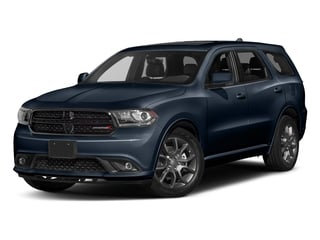 Blu By You Pearlcoat 2017 Dodge Durango Pictures Durango Utility 4D R/T AWD V8 photos front view
