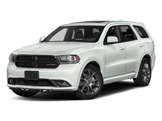 White Knuckle Clearcoat 2017 Dodge Durango Pictures Durango Utility 4D R/T AWD V8 photos front view