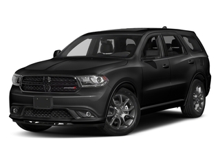 DB Black Crystal Clearcoat 2017 Dodge Durango Pictures Durango Utility 4D R/T AWD V8 photos front view