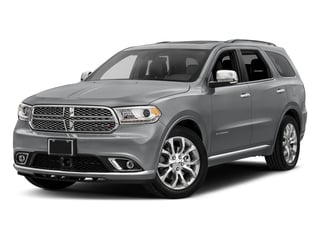 Billet Metallic Clearcoat 2017 Dodge Durango Pictures Durango Utility 4D Citadel AWD V6 photos front view