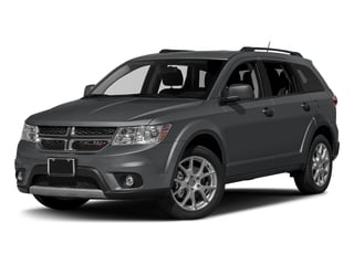 Granite Pearlcoat 2017 Dodge Journey Pictures Journey Utility 4D SXT AWD V6 photos front view