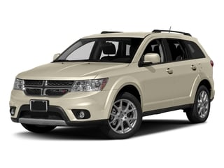 White Noise Tri-Coat 2017 Dodge Journey Pictures Journey Utility 4D SXT AWD V6 photos front view