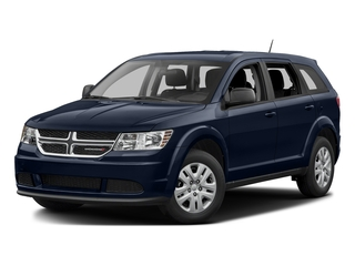 Contusion Blue Pearlcoat 2017 Dodge Journey Pictures Journey Utility 4D SE AWD V6 photos front view
