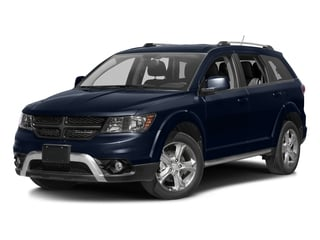 Contusion Blue Pearlcoat 2017 Dodge Journey Pictures Journey Utility 4D Crossroad AWD V6 photos front view