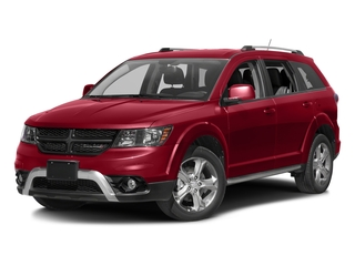 Redline 2 Coat Pearl 2017 Dodge Journey Pictures Journey Utility 4D Crossroad AWD V6 photos front view
