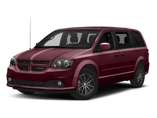 Octane Red Pearlcoat 2017 Dodge Grand Caravan Pictures Grand Caravan GT Wagon Fleet photos front view