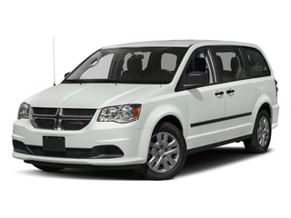 White Knuckle Clearcoat 2017 Dodge Grand Caravan Pictures Grand Caravan Grand Caravan SE V6 photos front view