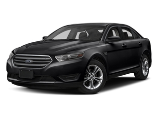 Shadow Black 2017 Ford Taurus Pictures Taurus Sedan 4D Limited AWD V6 photos front view