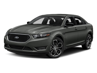 Magnetic Metallic 2017 Ford Taurus Pictures Taurus Sedan 4D SHO AWD V6 Turbo photos front view