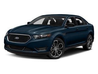 Blue Jeans Metallic 2017 Ford Taurus Pictures Taurus Sedan 4D SHO AWD V6 Turbo photos front view