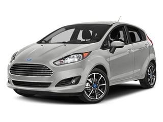 Oxford White 2017 Ford Fiesta Pictures Fiesta Hatchback 5D S I4 photos front view