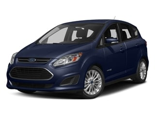 Kona Blue Metallic 2017 Ford C-Max Hybrid Pictures C-Max Hybrid Hatchback 5D SE I4 Hybrid photos front view