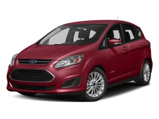 Ruby Red Metallic Tinted Clearcoat 2017 Ford C-Max Hybrid Pictures C-Max Hybrid Hatchback 5D SE I4 Hybrid photos front view