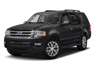 Shadow Black 2017 Ford Expedition Pictures Expedition Utility 4D XLT 4WD V6 Turbo photos front view