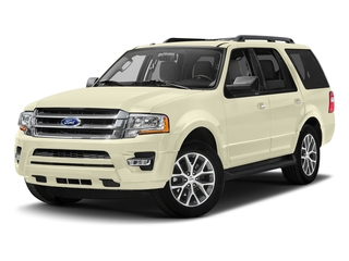 White Gold 2017 Ford Expedition Pictures Expedition Utility 4D XLT 4WD V6 Turbo photos front view