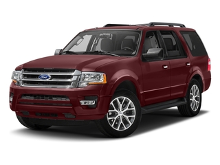 Bronze Fire 2017 Ford Expedition Pictures Expedition Utility 4D XLT 4WD V6 Turbo photos front view