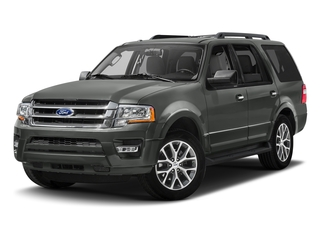 Magnetic 2017 Ford Expedition Pictures Expedition Utility 4D XLT 4WD V6 Turbo photos front view