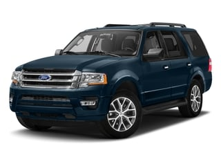 Blue Jeans 2017 Ford Expedition Pictures Expedition Utility 4D XLT 4WD V6 Turbo photos front view