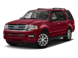 Ruby Red Metallic Tinted Clearcoat 2017 Ford Expedition Pictures Expedition Utility 4D XLT 4WD V6 Turbo photos front view