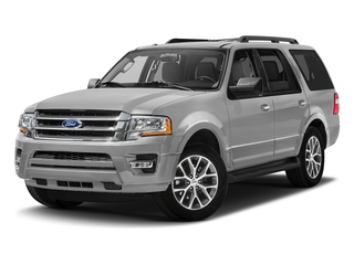 Ingot Silver 2017 Ford Expedition Pictures Expedition Utility 4D XLT 4WD V6 Turbo photos front view