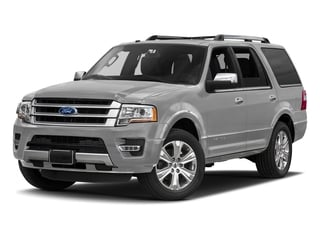 Ingot Silver 2017 Ford Expedition Pictures Expedition Utility 4D Platinum 2WD V6 Turbo photos front view