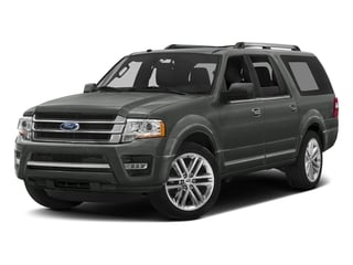 Magnetic 2017 Ford Expedition EL Pictures Expedition EL Utility 4D Limited 4WD V6 Turbo photos front view